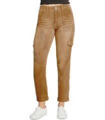 dickies factory rolled cuff cargo pants