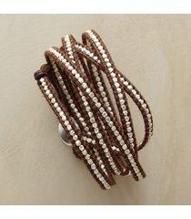 silverstream 5 wrap bracelet