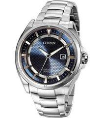 relógio citizen eco-drive tz20340f masculino
