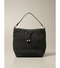 lauren ralph lauren shoulder bag debby lauren ralph lauren handbag in raffia