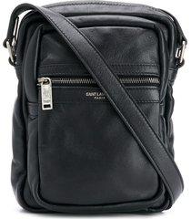 saint laurent brad messenger bag - black