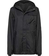 hmljayce jacket dun jack zwart hummel