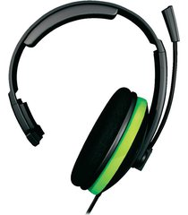 audífonos para xbox 360 turtle beach xc1-negro