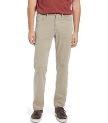 men's 34 heritage men's charisma relaxed fit pants, size 32 x 32 - beige