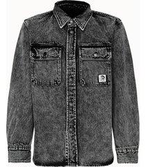 diesel camicia jessy-a in denim used