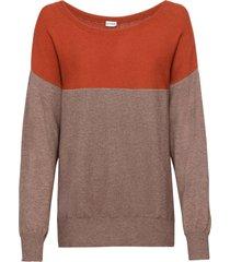 maglione oversize (arancione) - bodyflirt
