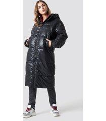 cheap monday sleeping coat - black
