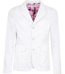 button fastening jacket