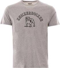 knickerbocker varsity t-shirt   heather   k20-003 hea