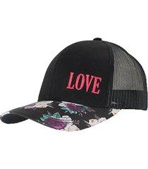 gorra marilyn negro para mujer croydon