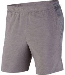 pantalonetas de hombre m nk chllgr short 7in bf nike gris