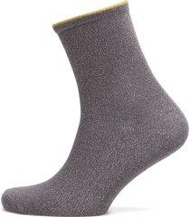 diana lingerie hosiery socks grå becksöndergaard