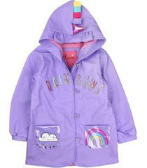 chaqueta impermeable must have lila ficcus