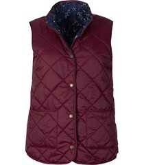 barbour burnham gilet / barbour burnham gilet, red/berry, 12