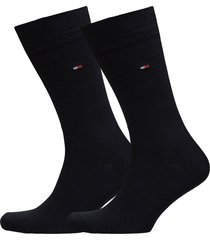 socks 2-pairs underwear socks regular socks blå tommy hilfiger
