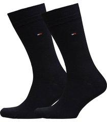 socks 2-pairs underwear socks regular socks blå tommy hilfiger