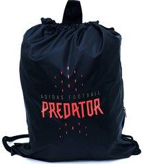 tula negro adidas predator gs
