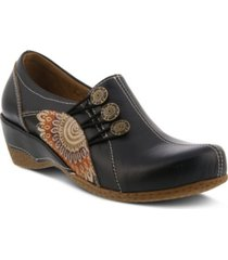 l'artiste women's agacia slip-on shooties women's shoes