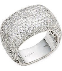925 sterling silver wide band ring