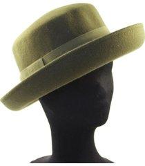 sombrero verde almacén de paris