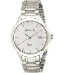 relógio technos masculino executive - 1s13bctdy-1b