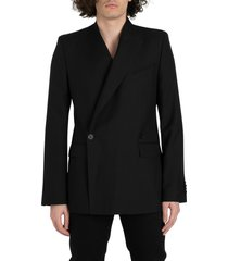 givenchy deconstructed blazer