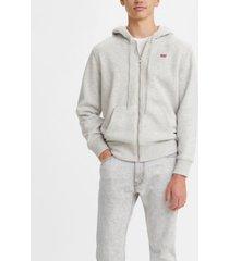 levi's men's zip-up hoodie