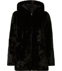 fuskpäls onlmalou faux fur coat