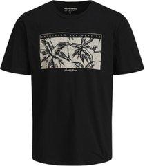 jack & jones men's coco logo t-shirt