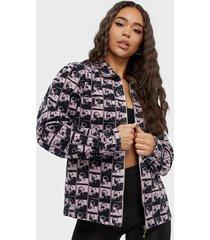 sweet sktbs sweet zipped overshirt jacket övriga jackor