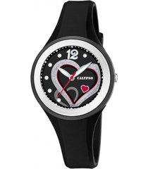 reloj k5751/4 multicolor calypso mujer trendy
