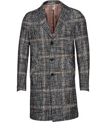 7404 - retro coat yllerock rock svart sand