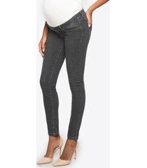 jeans premaman slim senza fascia - classic