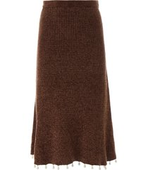 staud roger skirt