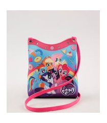 bolsa infantil my little pony rosa