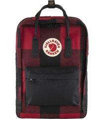 """kånken re-wool 15 """"laptop backpack"""