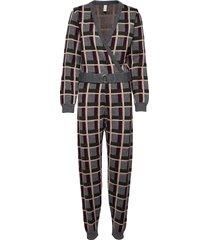 janet jumpsuit pyjamas multi/mönstrad underprotection