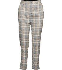bxdanna cropped pants - byxa med raka ben multi/mönstrad b.young
