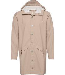 long jacket regnkläder beige rains
