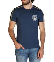t-shirt korte mouw aquascutum - qmt017m0