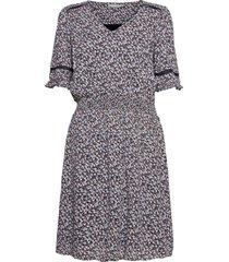 fralcrinkle 5 dress dresses everyday dresses blå fransa