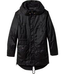 casaco thomas (preto, gg)