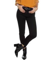 jeans mng negro