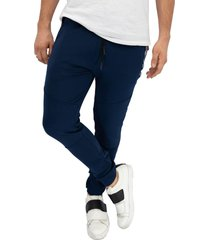 sudadera jogging azul oscuro manpotsherd ref: sweden