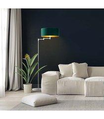 lampa podłogowa do salonu cancun gold