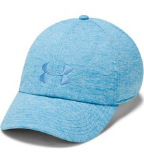gorra under armour ua twisted renegade para mujer - azul cielo