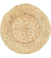 lr home natural natural jute braided placemats - set of two