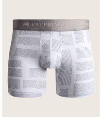 pantaloncillo boxer medio para hombre