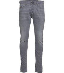 d-luster l.32 trousers slim jeans grijs diesel men