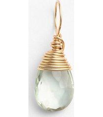 women's nashelle 14k-gold fill & semiprecious stone charm